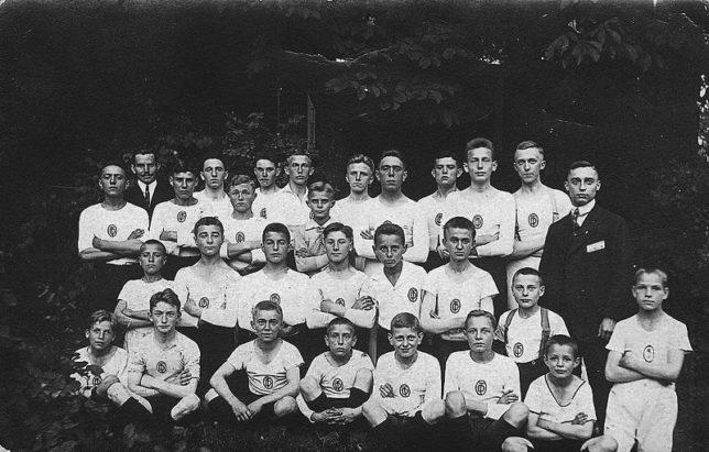 Archivfoto TSV Pelkum 1904