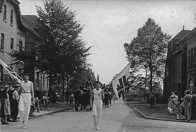 Archivfoto TSV Pelkum 1954